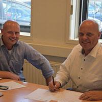 Kees-Peter vervangt Gerritjan als verkoopadviseur