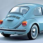 Volkswagen Kever populairste oldtimer | Gert Pater