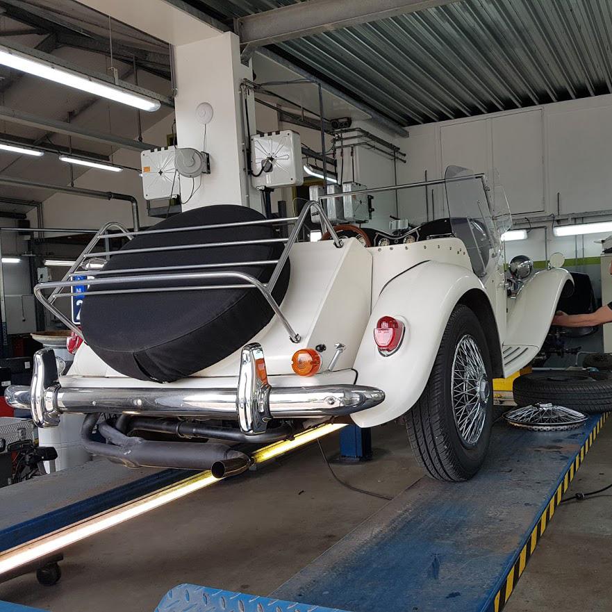 Aantal klassieke auto's toegenomen | Gert Pater