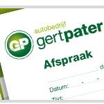 Autobedrijf Gert Pater Nieuws #1 (maart 2013)