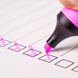 De checklist om vakantie klaar te zijn!